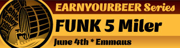 Earn Your Beer Series 3 – Funk 5 Miler