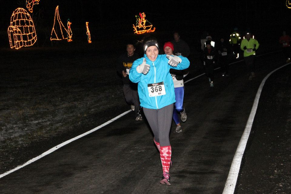 Lights in the Parkway 5K